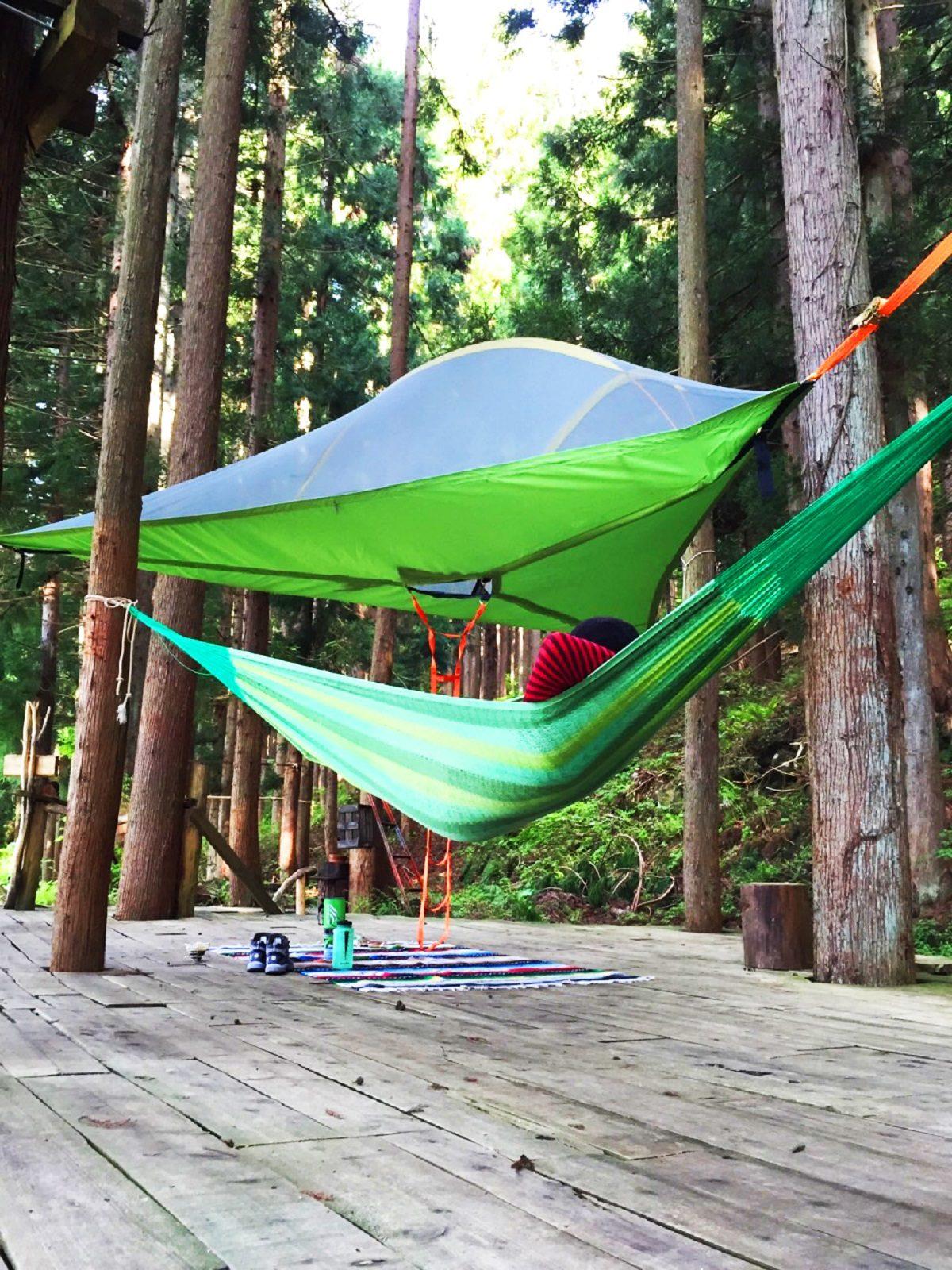 【普通のキャンプに飽きたら…】特別なキャンプ体験してみない?
