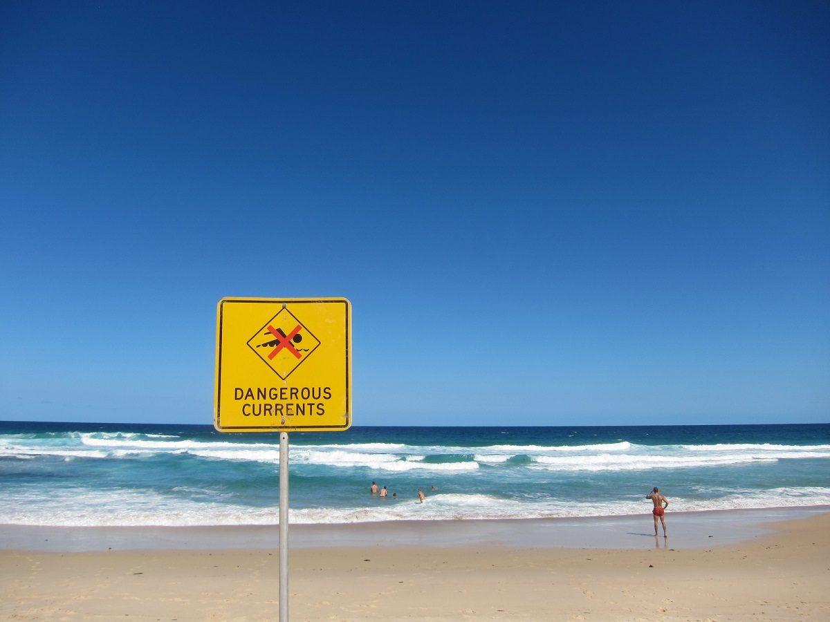 海水浴で役立つ予備知識!「離岸流」とPFDの活用方法について!