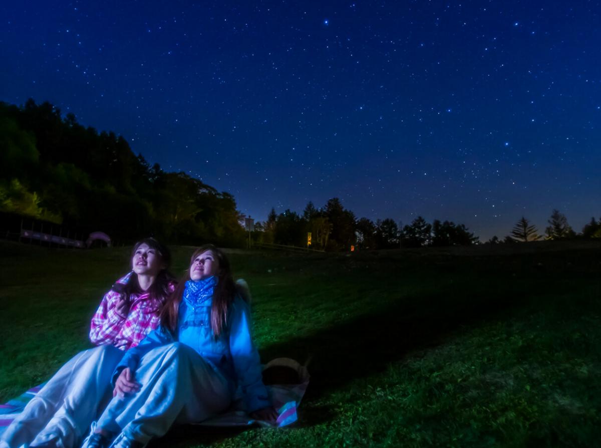 星空観察におすすめの人気キャンプ場♪日本一の星空に抱かれる【甲信越編】