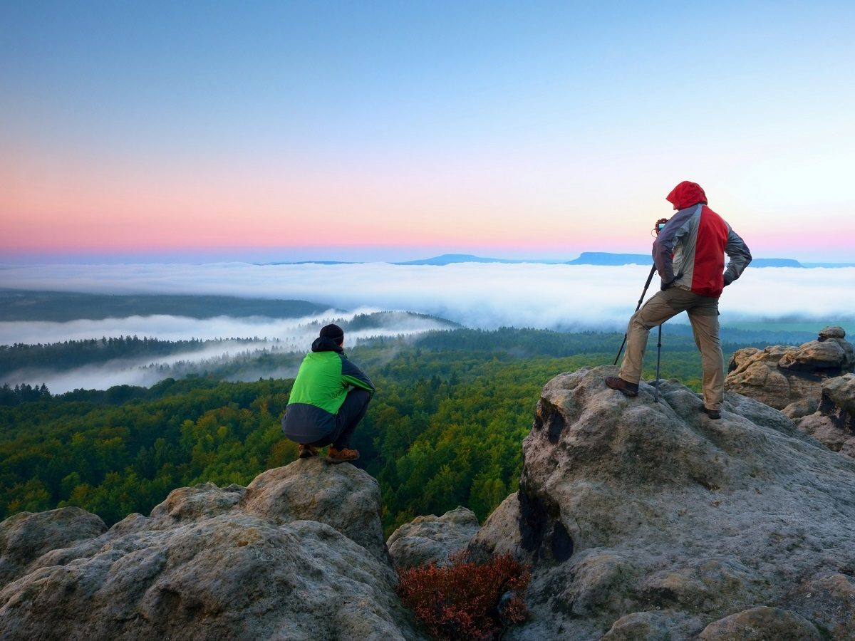 山のプロフェッショナル♪山岳ガイドに必要なガイド資格ってどういうもの?