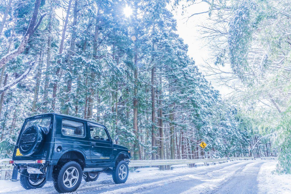 雪道ドライブテクニック編♪車でスキー&スノボに行くなら必見!安全な雪道ドライブの為に♪