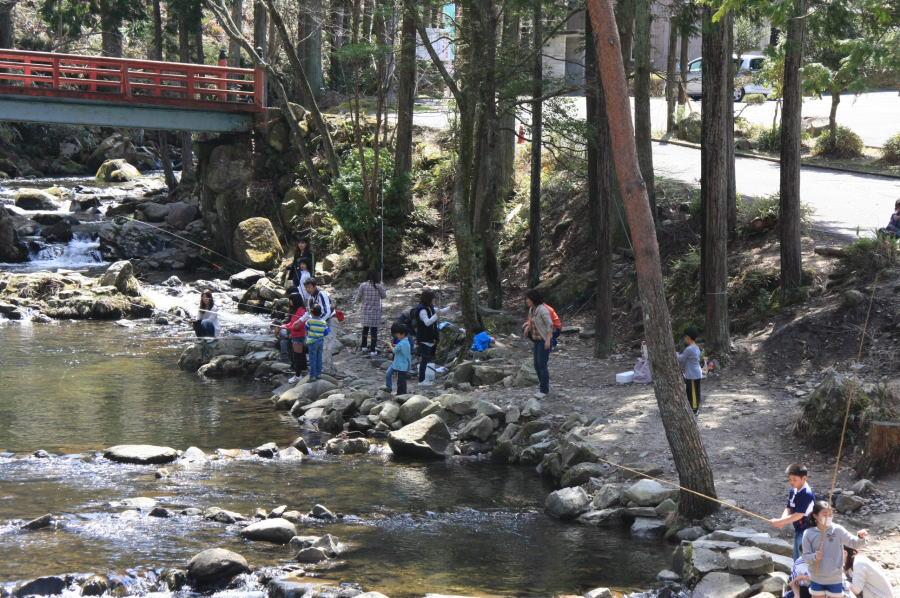 【ファミリー向け】釣って食べよう♪子どもと一緒に楽しめる管理釣り場〜東海編
