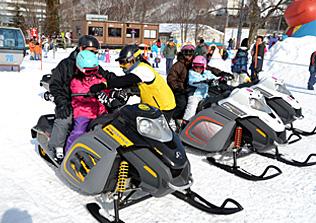 小学生 スキーデビュー