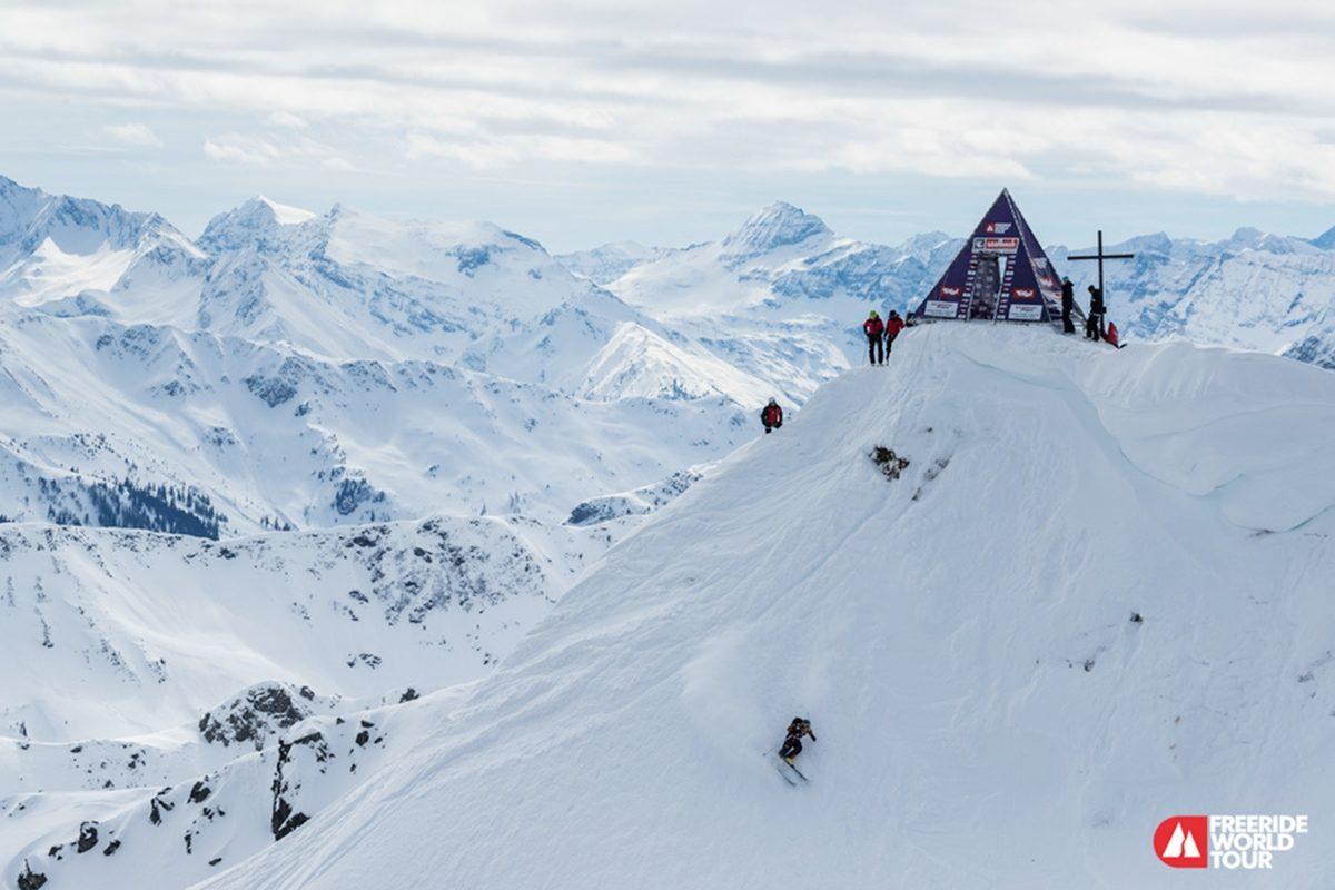 雪山の世界最高峰エクストリームスポーツ『フリーライドワールドツアー』