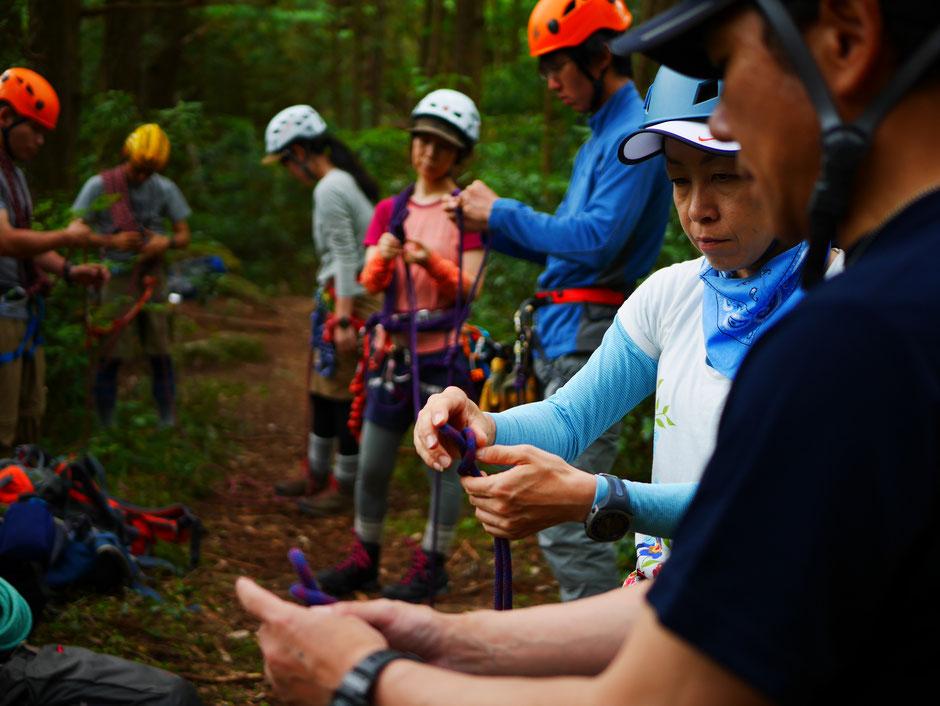 1年間で正しい登山の知識と技術を身につける「登山インストラクター養成講座」とは?
