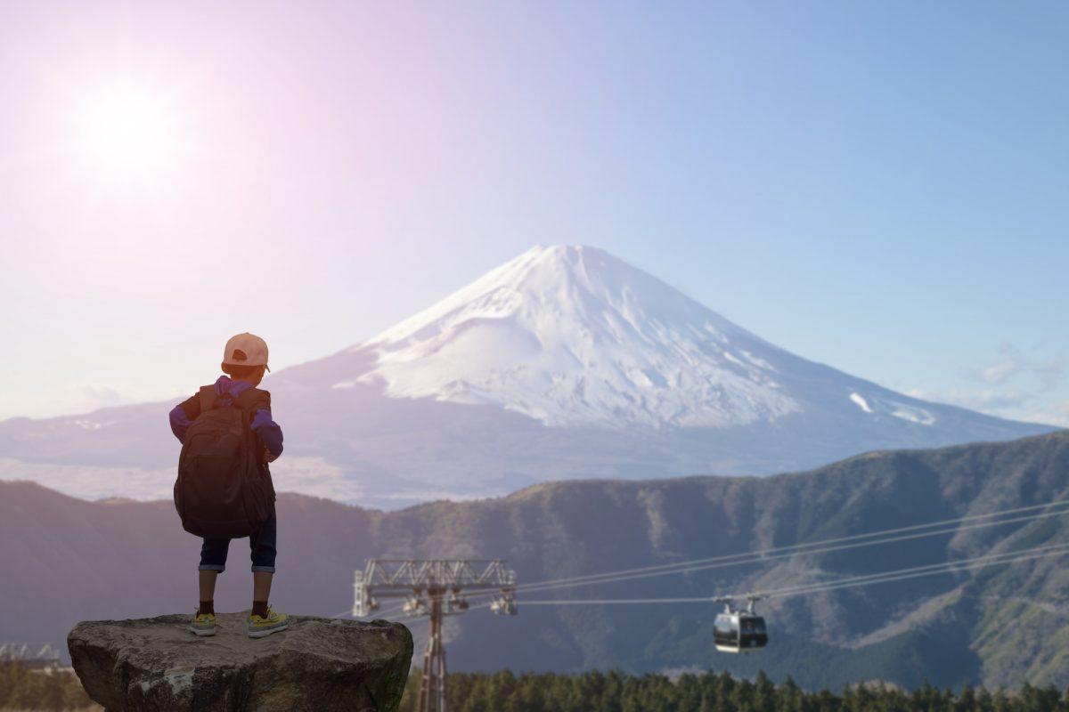 【ファミリー向け登山】子どもが好きになる山とは?東京から日帰りの山5選