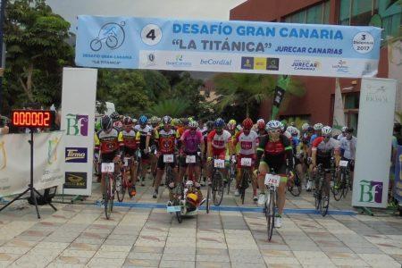 スペインの自転車レース