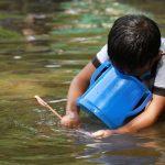 自然とふれ合おう♪小さい子どもでも安全に楽しめる川の遊び方〜初級編〜