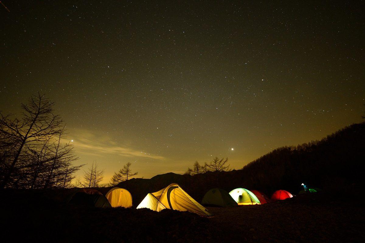 憧れの縦走登山!女子一人で行く山旅に向けて 〜その3・いざ!テント泊に挑戦!【基本編】~
