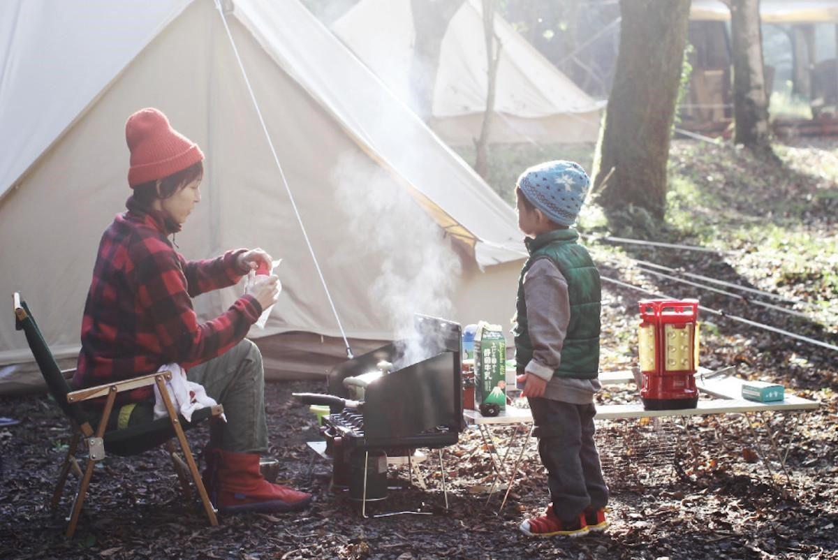 《手ぶらもOK》はじめてのファミリーキャンプならココ!関東のキャンプ場7選