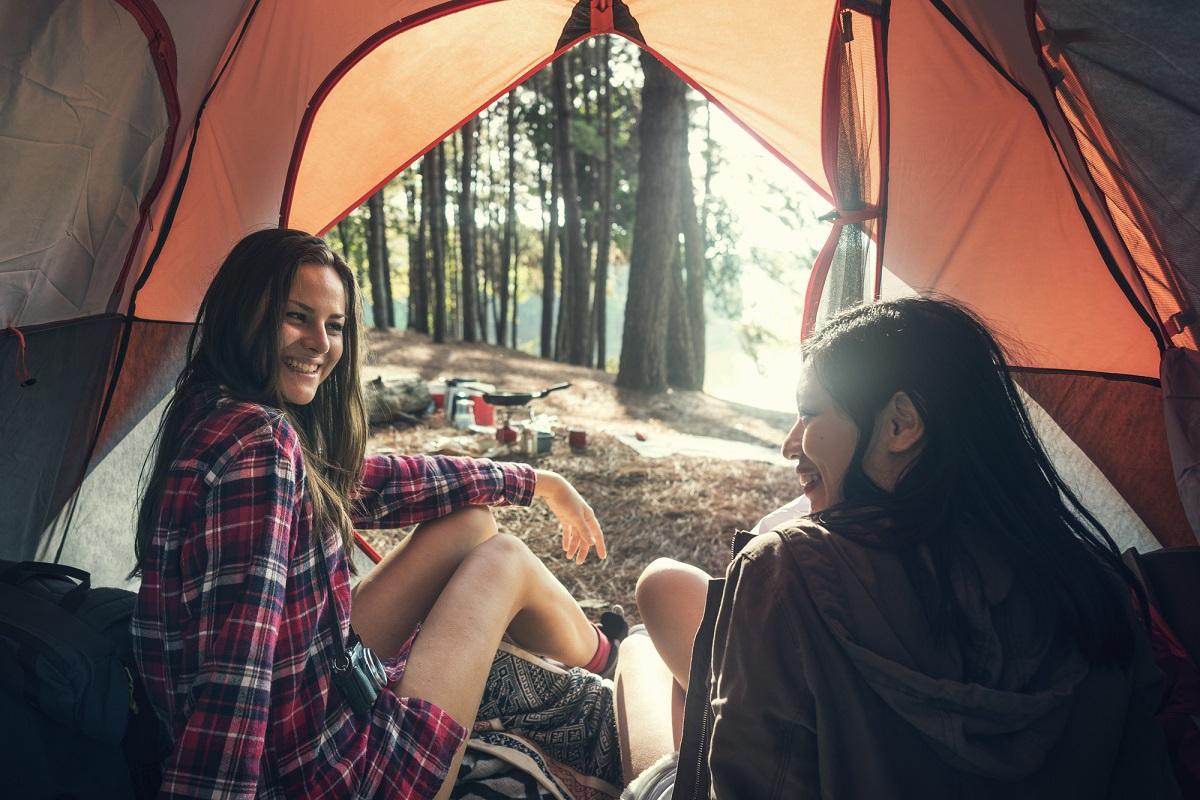 【女子キャンパー急増中!】女同士だからこそ楽しめる♡女子キャンプのススメ