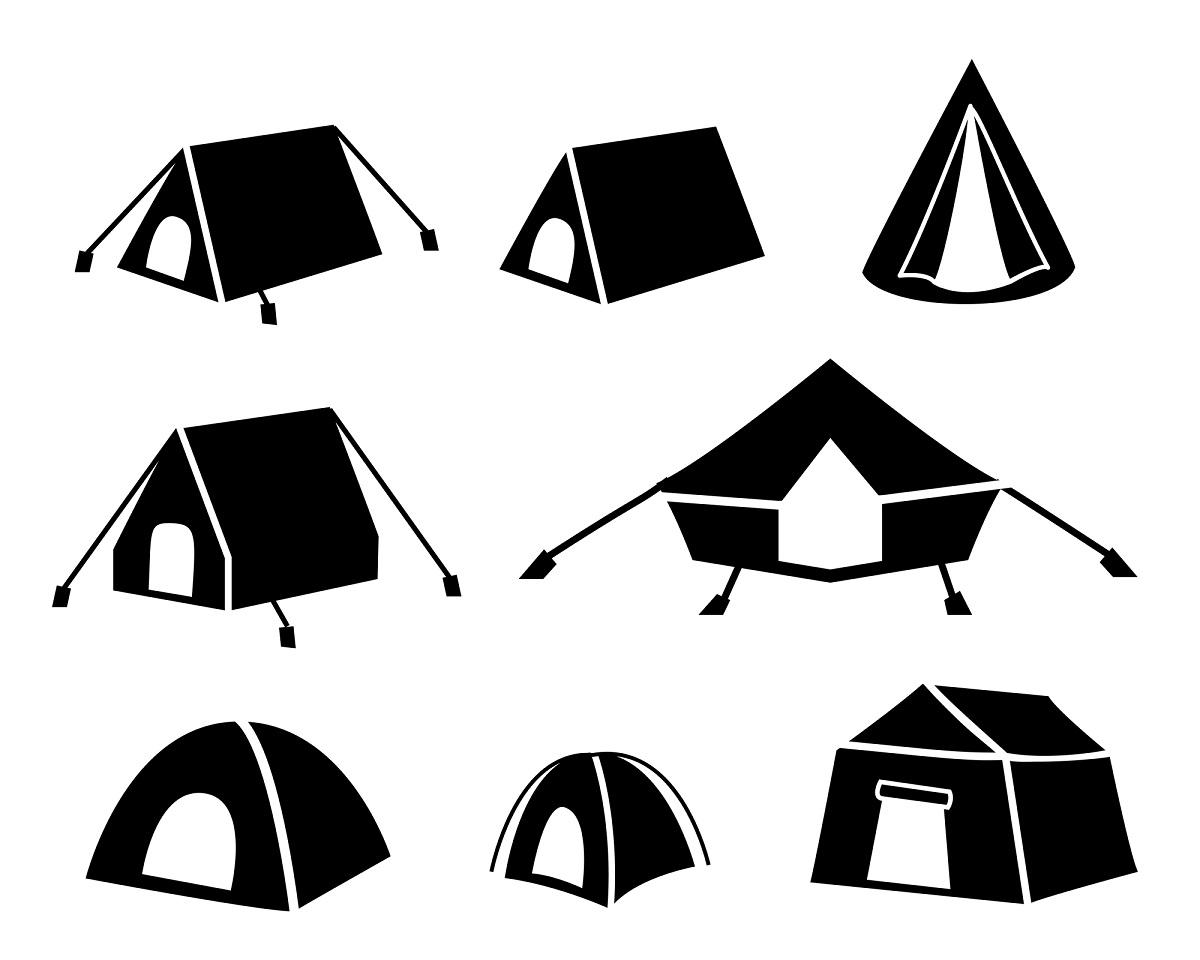 【ファミリーキャンプ向け!】ファーストテントの選び方