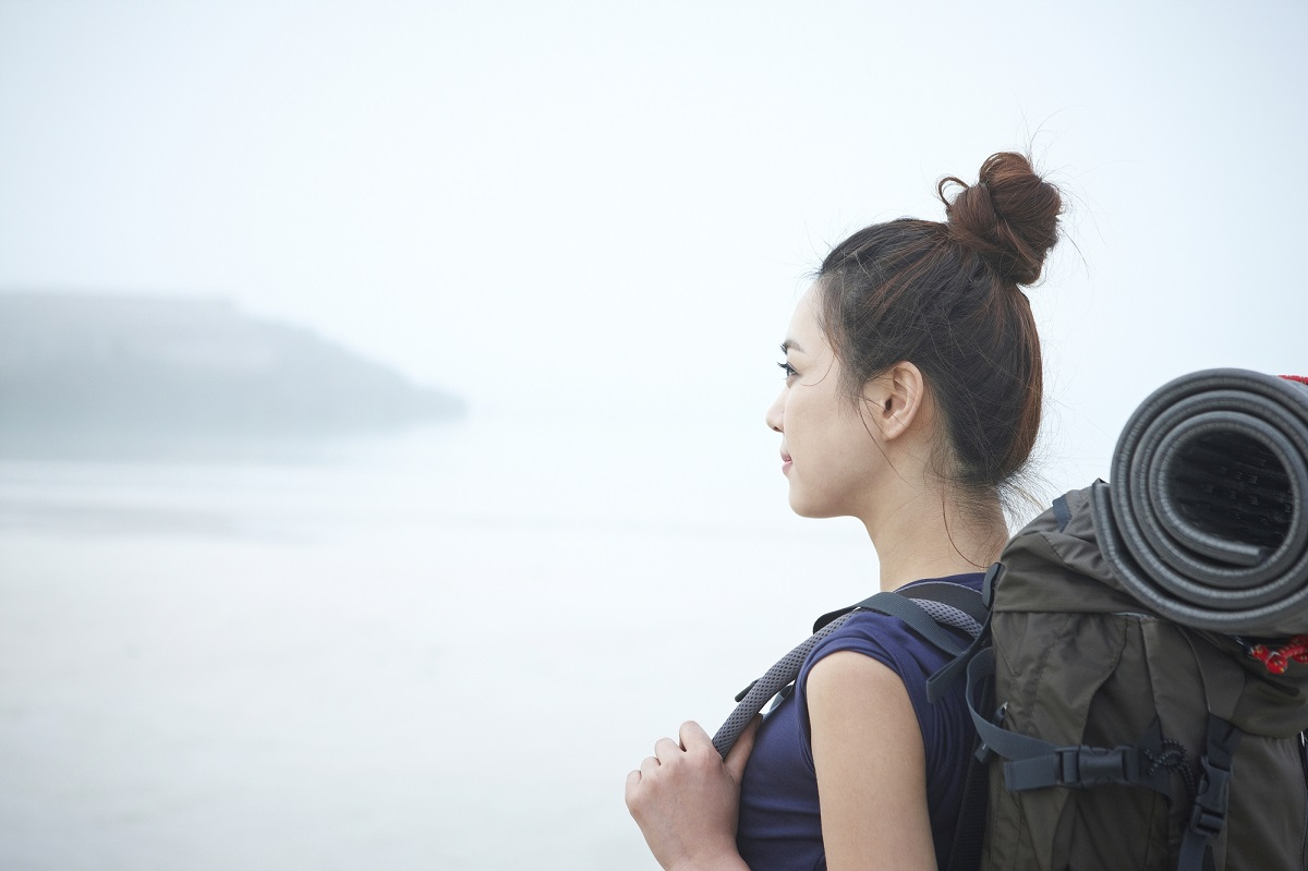 憧れの縦走登山!女子一人で行く山旅に向けて ~その1・はじめの一歩~