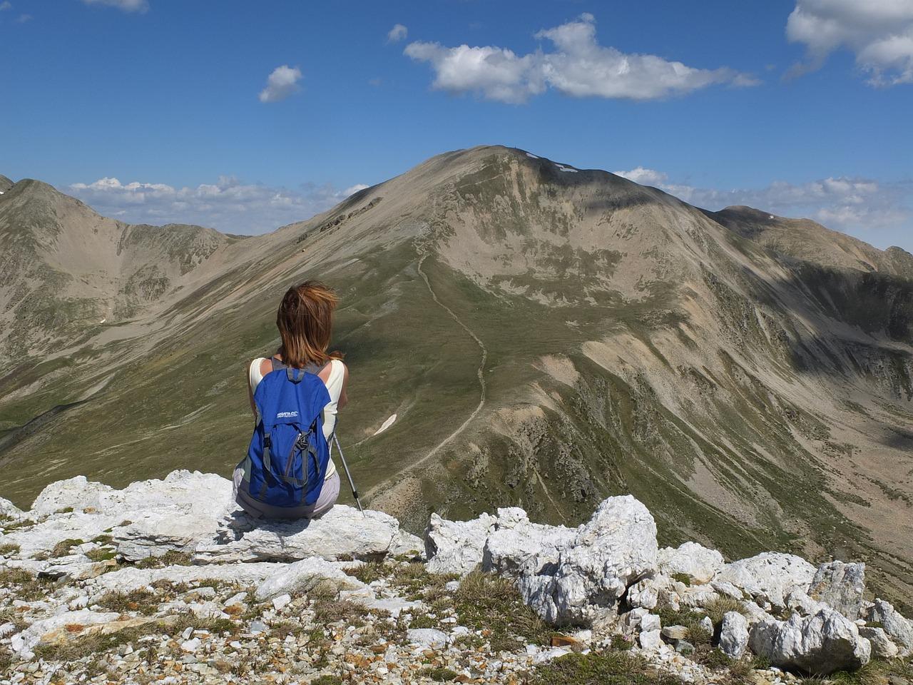 いざ初めての女子ひとり登山へ!注意点や確認しておくことをまとめました