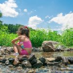 川遊びは熱中症になりやすい?!熱中症対策と応急処置の仕方
