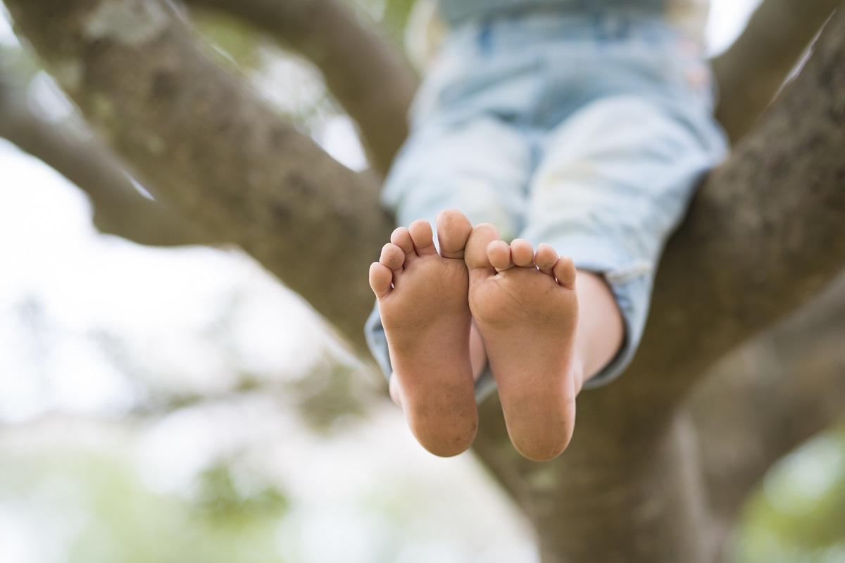 「自然」は子どもの自立を促す最高の遊び場