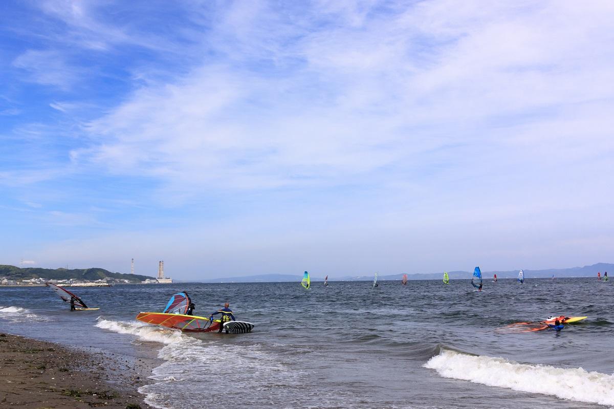 ウィンドサーフィン体験