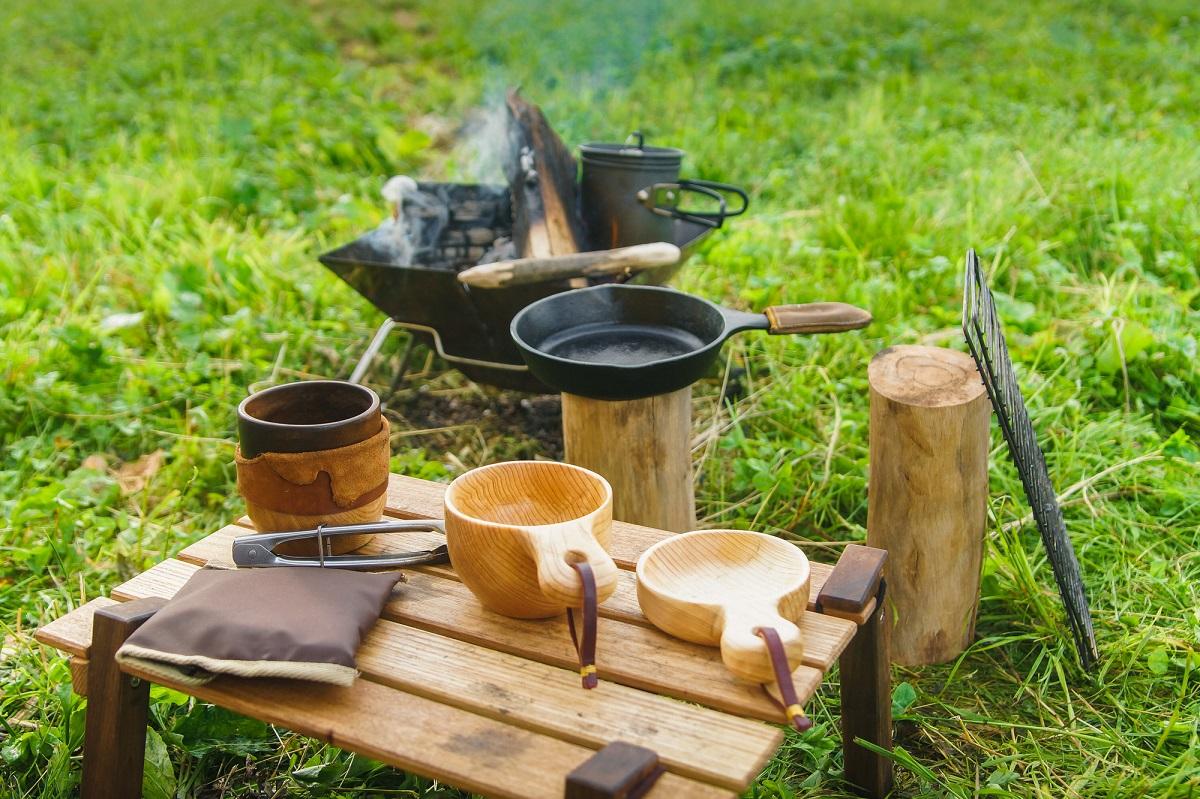 キャンプ 料理 ごはん