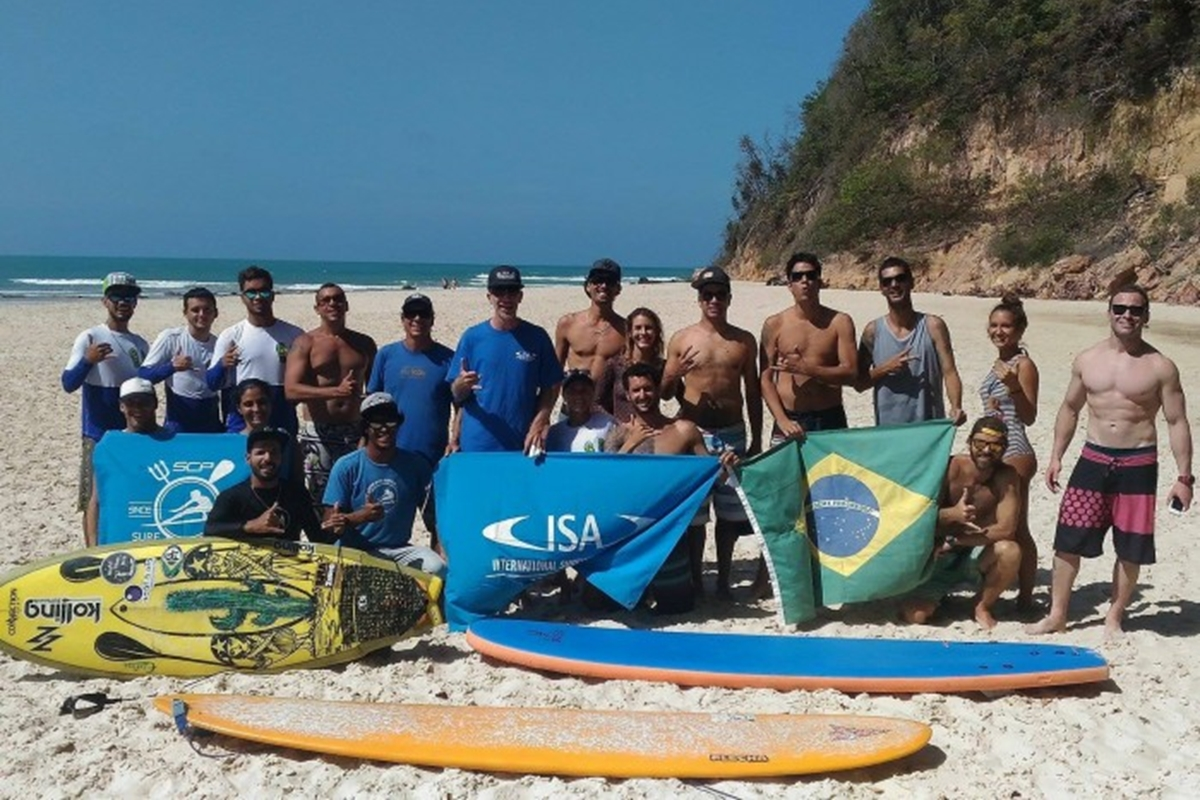 ISAコーチング ISA 国際サーフィン連盟