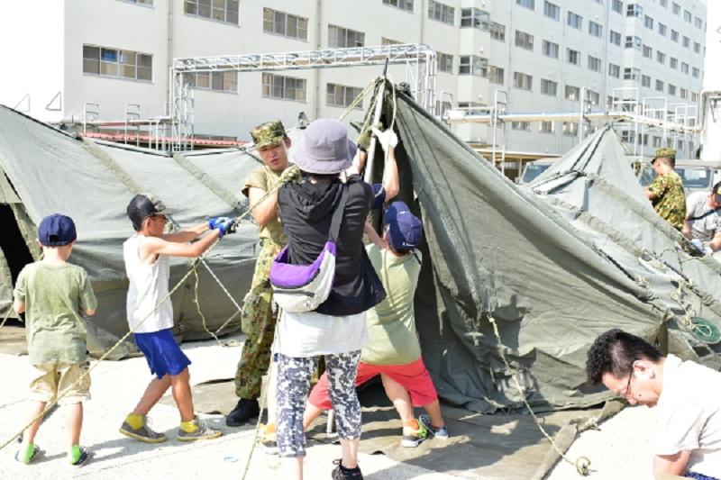 キャンプ キャンプ体験