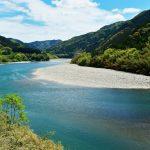 仁淀ブルー♪【日本一の透明度】青く美しい仁淀川で遊びませんか♪
