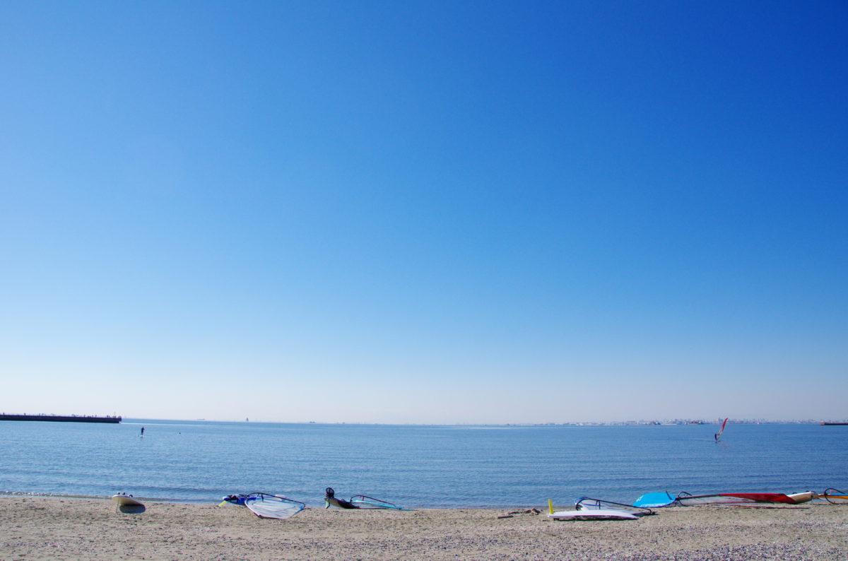 ウィンドサーフィン 体験