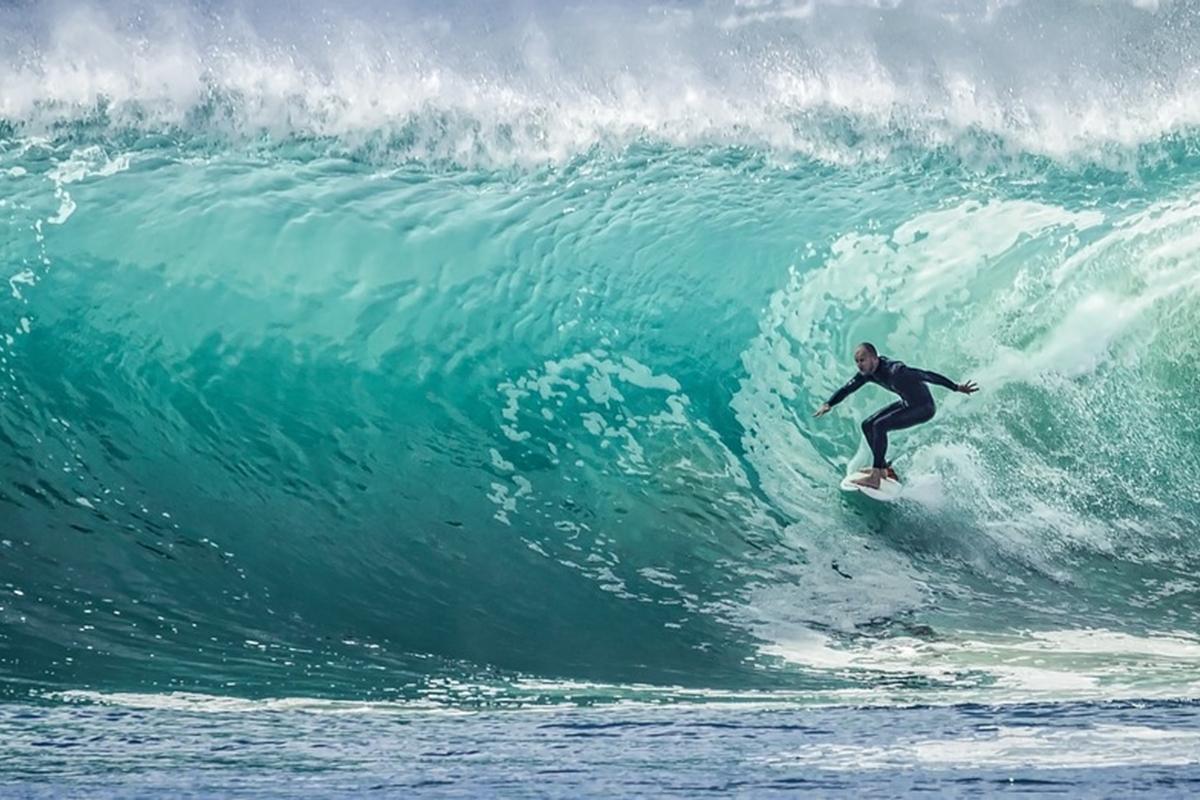 サーフィンの魅力 サーフィン サーファー