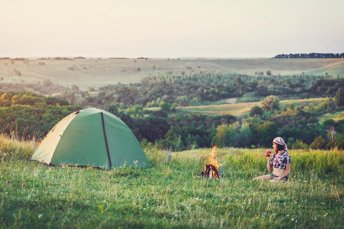 キャンプ魅力