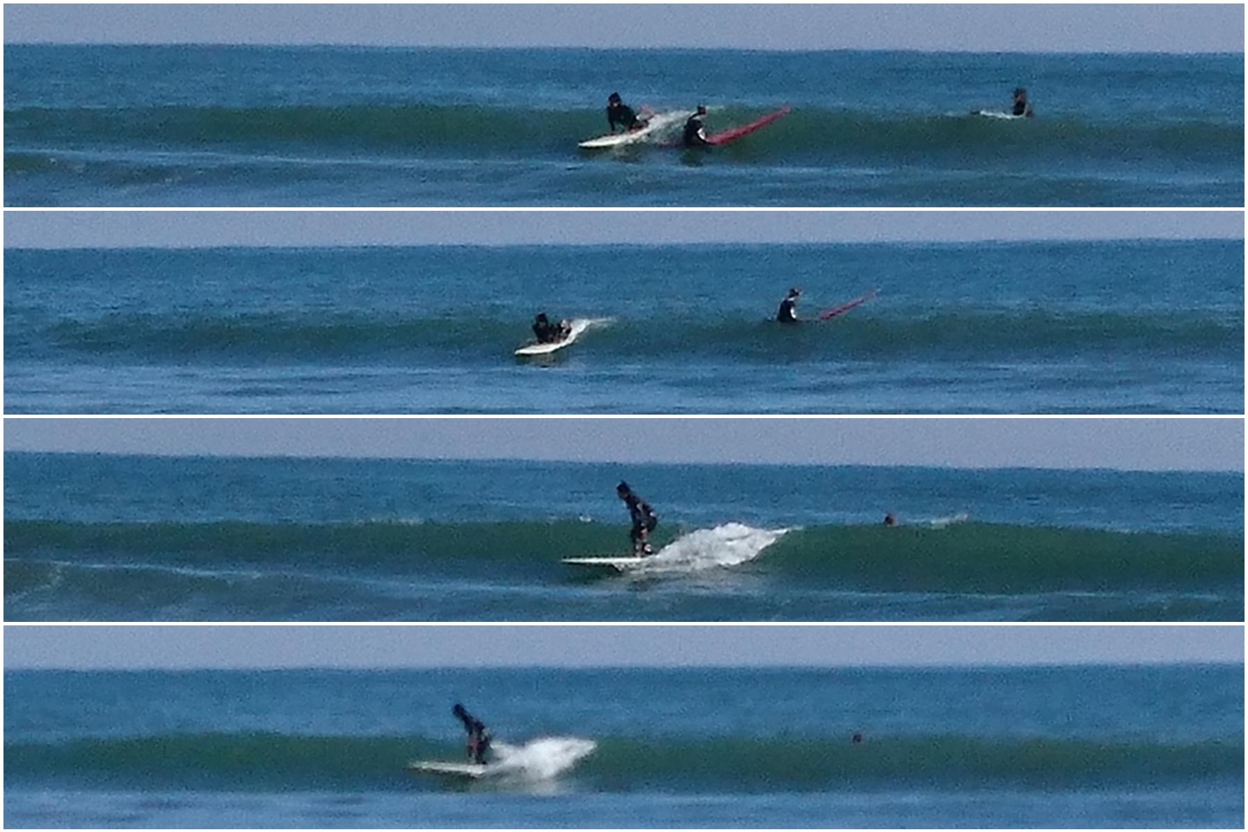 サーフィン初心者から卒業!次こそ立つためにテイクオフのコツとは! | Greenfield|グリーンフィールド アウトドア&スポーツ