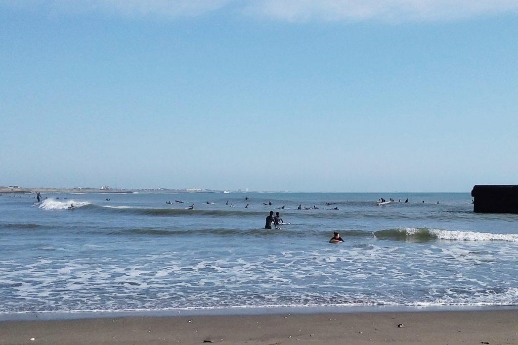 サーフィン初心者 週末サーファー