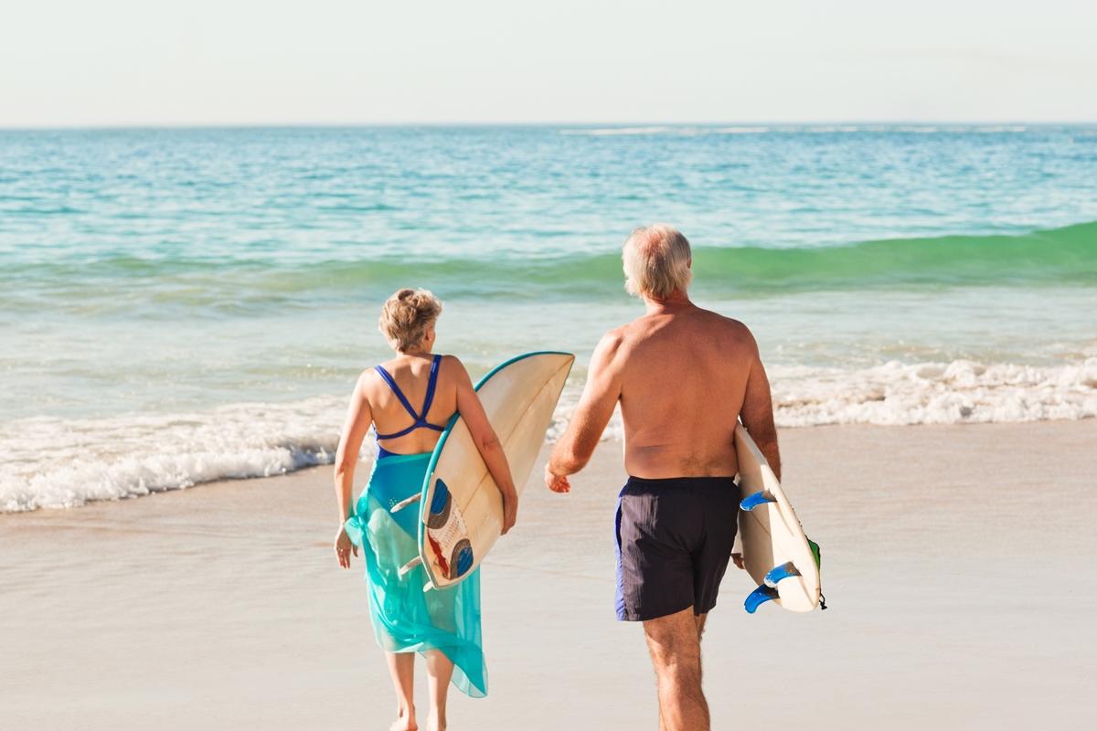 シルバー世代 サーフィン サーファー高齢化