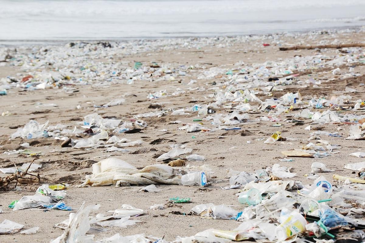 海岸ゴミ 海のゴミ 環境問題