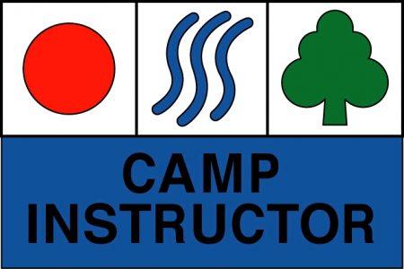 キャンプインストラクター