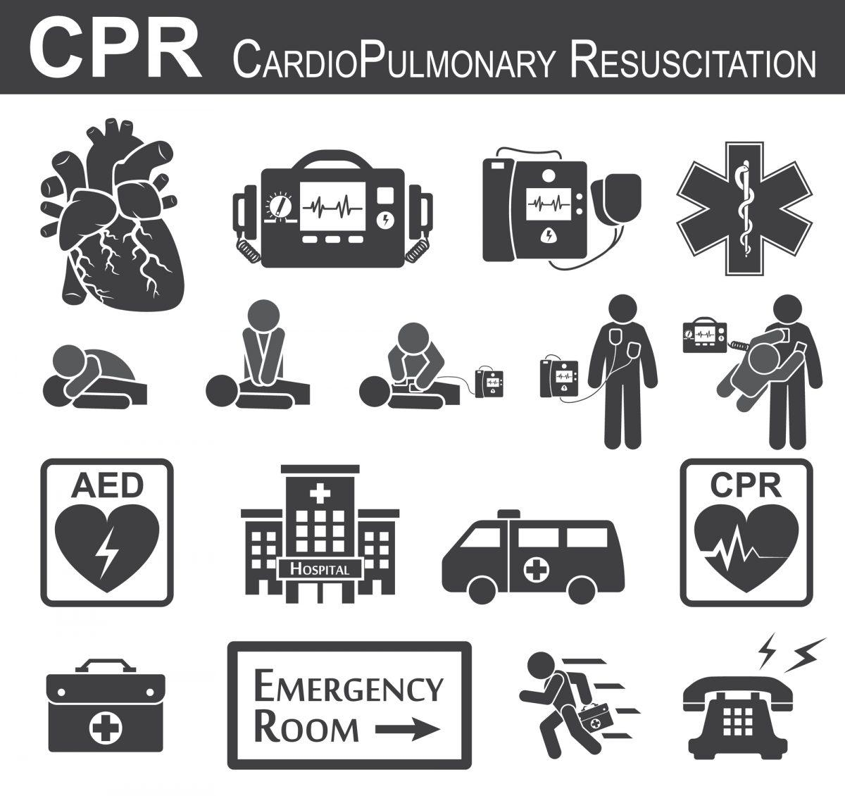 BLS・CPR・AEDの意味、答えられますか?一次救命処置に関する用語まとめ