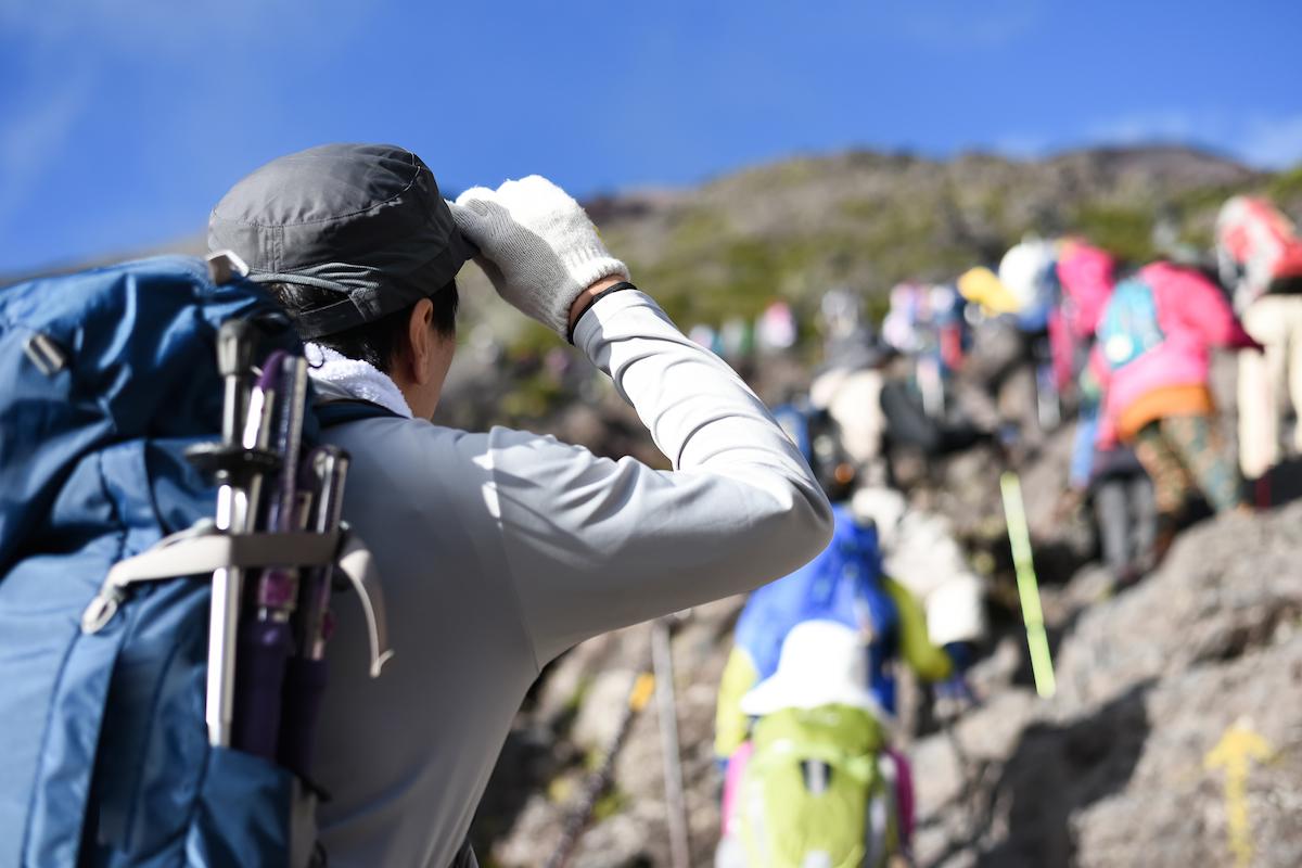 自然ガイド 登山ガイド 山岳ガイド