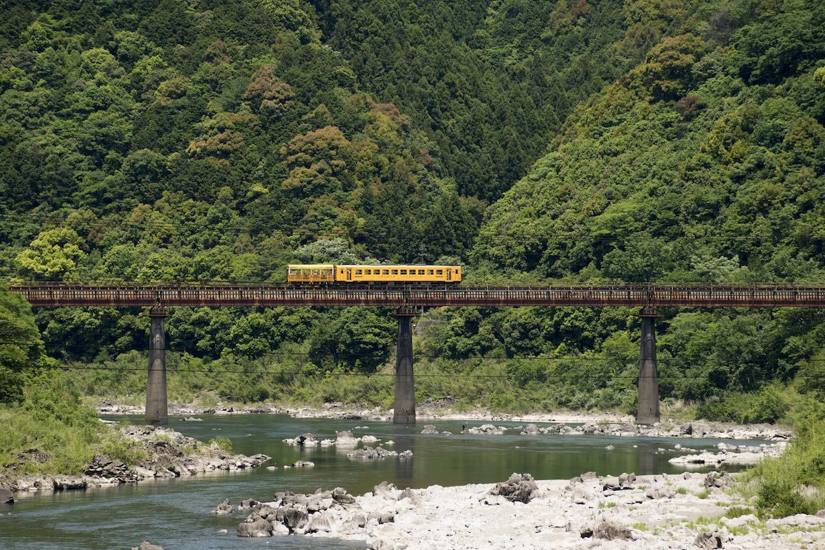 【日本三大清流】秋の行楽は魅力溢れる四万十川へGO!