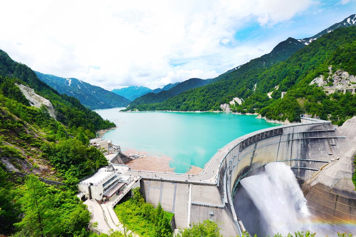 ダム建設 日本の海 環境破壊