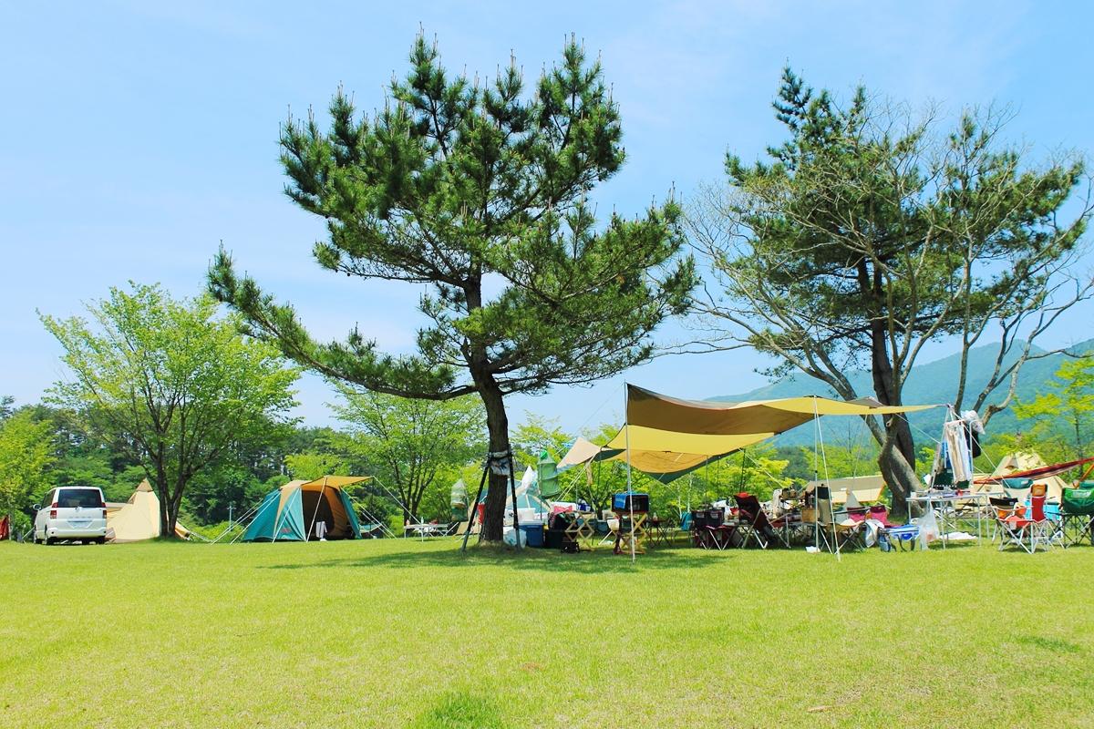 ファミリーキャンプ オートキャンプ JAC