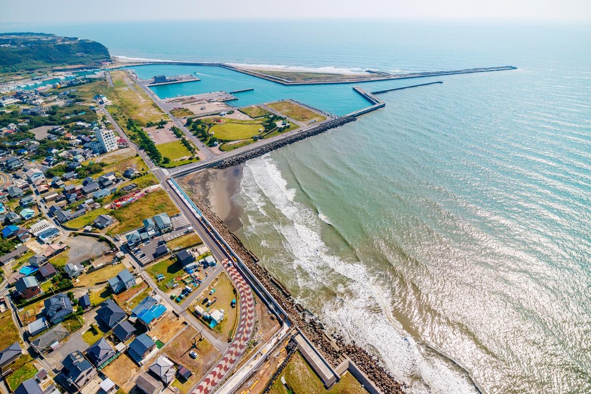 港湾工事 日本の海 環境破壊