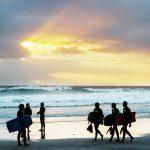 海をリスペクトするサーファー達の挑戦!