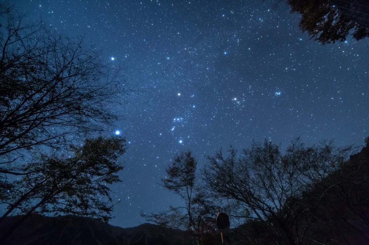 星空を楽しもう♪天体観測が体験できるツアー&施設♪おすすめキャンプ場♪ 【関西編】