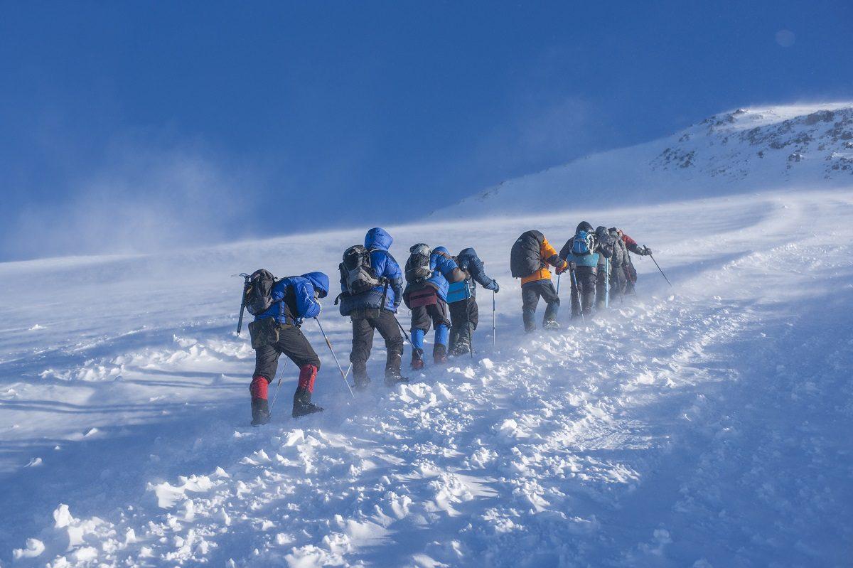 登山の危機管理~低体温症のリスクと症状・対応について