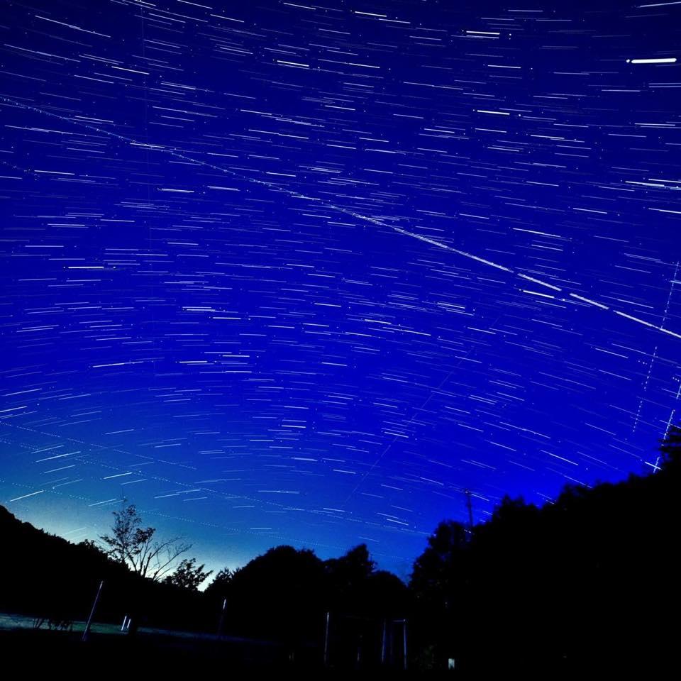 星空観察 天体観測 中国地方
