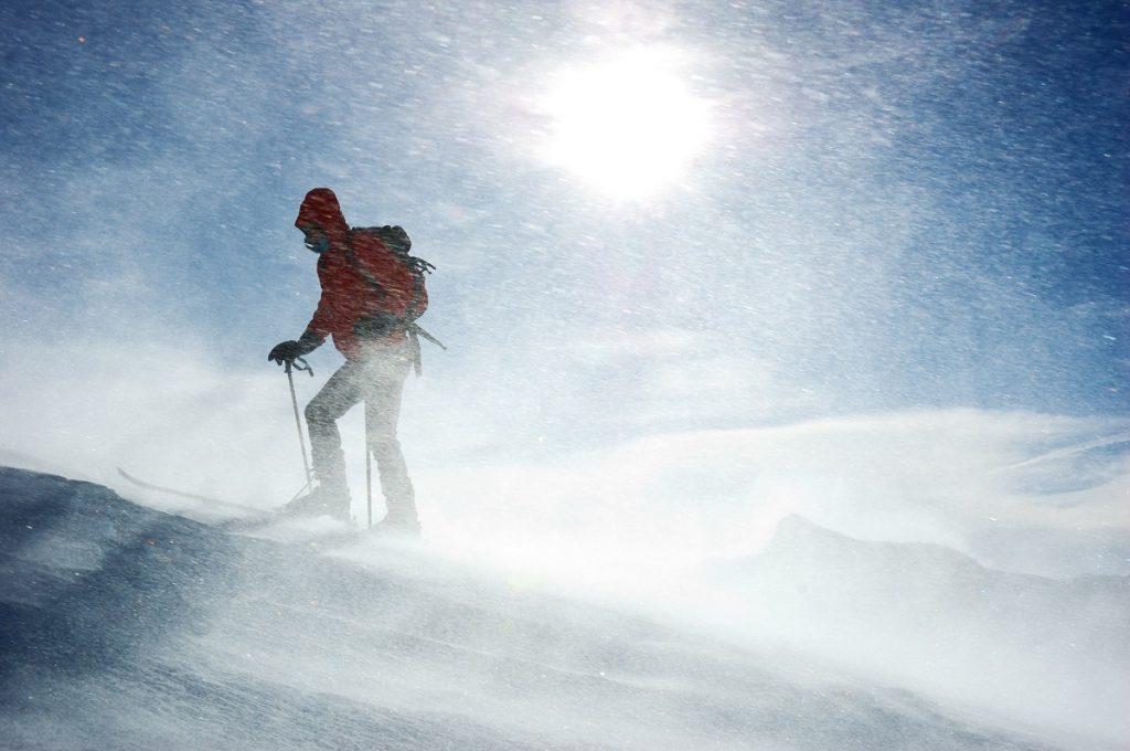 登山の低体温症