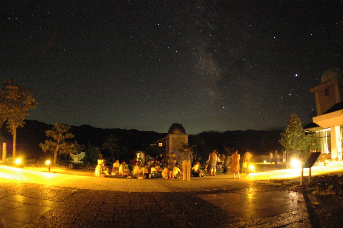 星空観察 天体観測