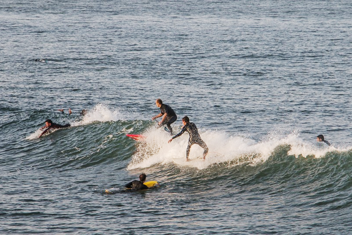 ルールとマナー サーフィン怪我と対策