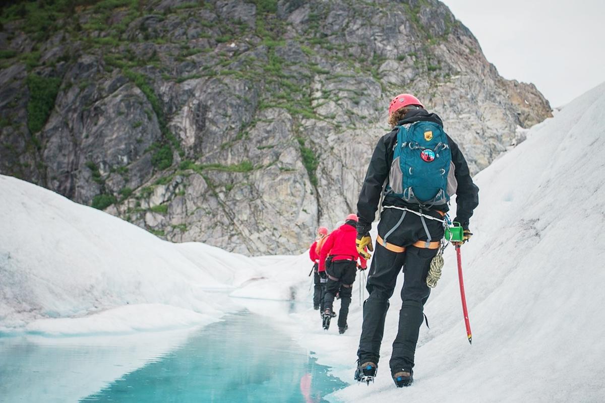 山岳ガイド 登山ガイド