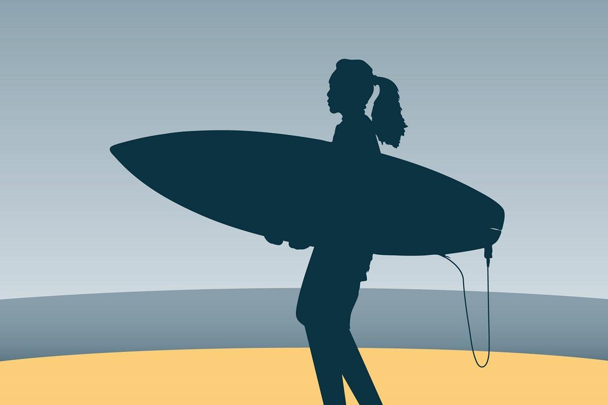 冬でもがんばる女性サーファーの味方。秋冬のおすすめサーフグッズ♪基本&入門編