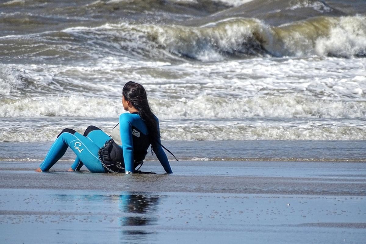 保護 サーフィン怪我と対策