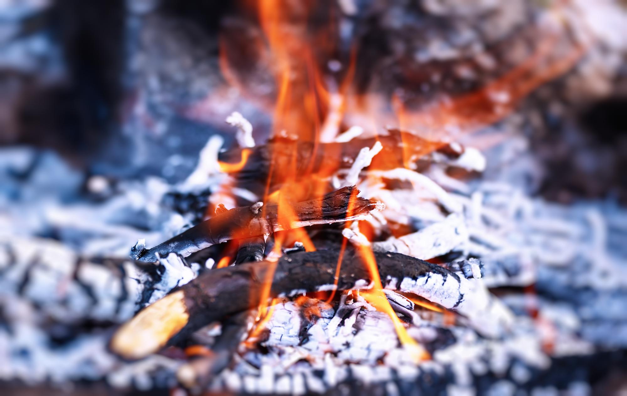 秋冬キャンプ 服装